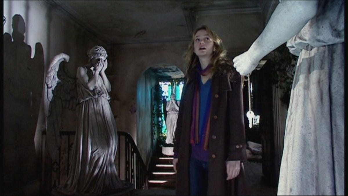 Do Doctor Who S Weeping Angels Still Terrify