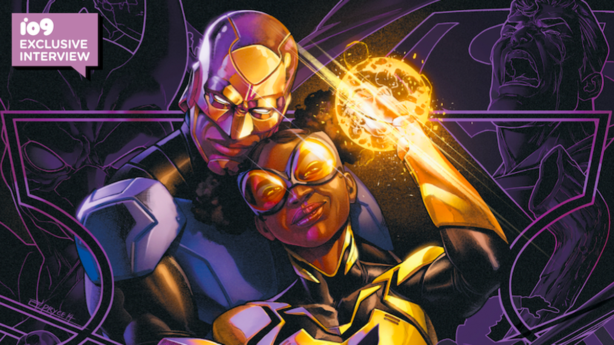 Other History of the DC Universe's John Ridley on Legacy Characters