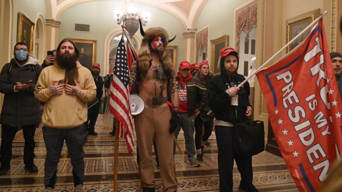 Capitol Terrorists Seek Trump Pardons, Some Already Freed from Jail