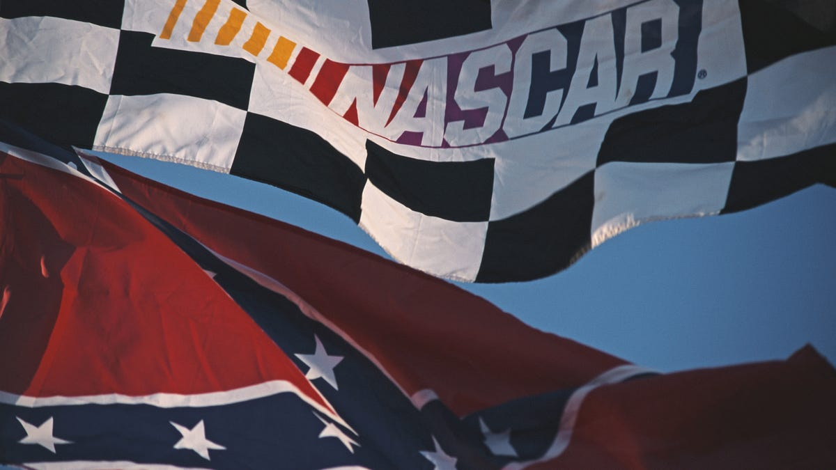 Hard Driving Shows That NASCAR Still Has To Contend With Its Racist History