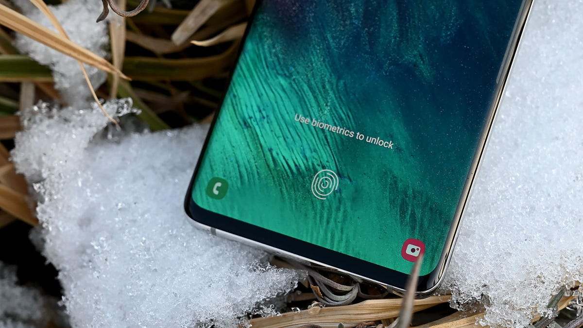 Samsung Blames Galaxy S10, Note 10 Fingerprint Unlock Bug on Covers