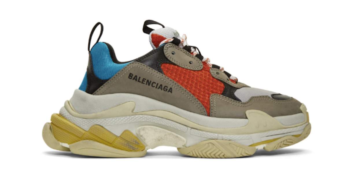 balenciaga ugly shoes