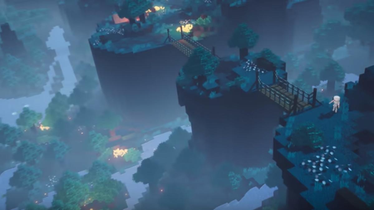 Minecraft Dungeons Is The Kiddie Diablo
