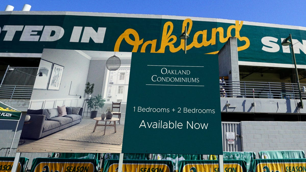 Oakland Athletics Stadium Immediately Converted Into Condos After Team Misses Rent Payment - the onion