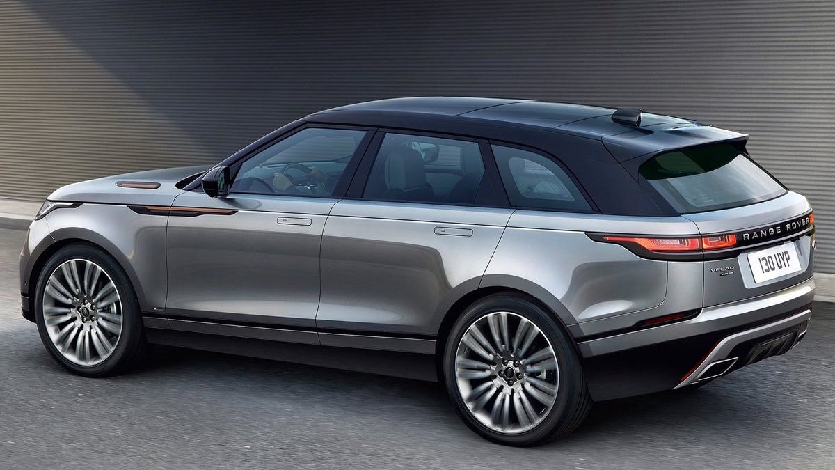 Two Tone Paint Is The Big New Trend In Car Design