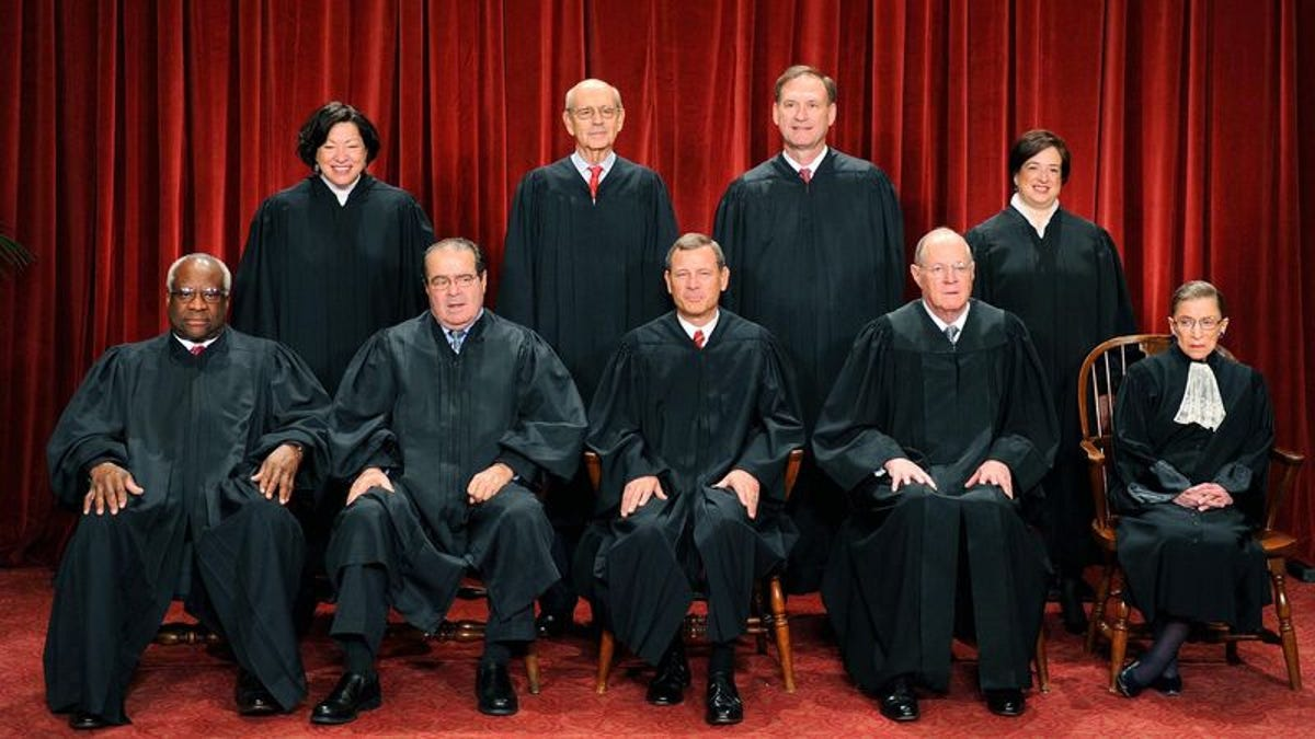 Supreme Court On Gay Marriage: 'Sure, Who Cares'