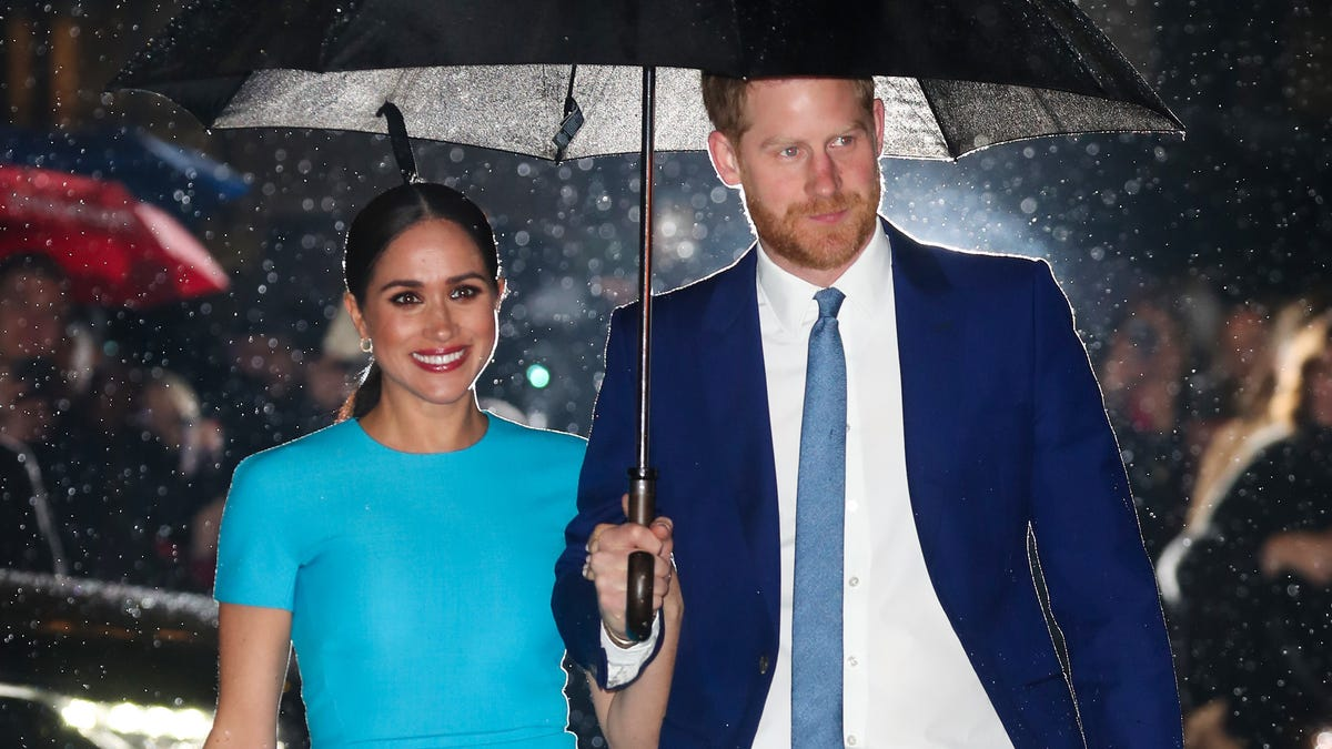 Meghan and Harry Are Stuck in a Risky Mid-Pandemic Rebrand