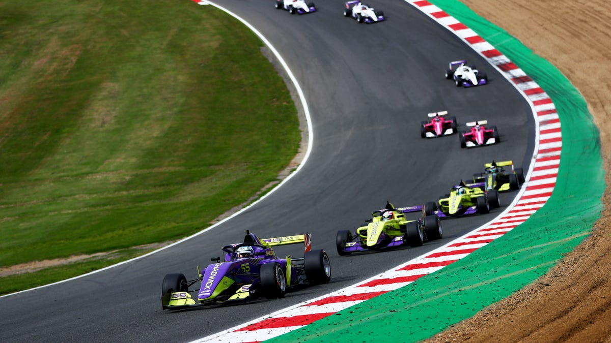 The Women-Only W Series Will Be A Support Race For Two F1 Events This Year