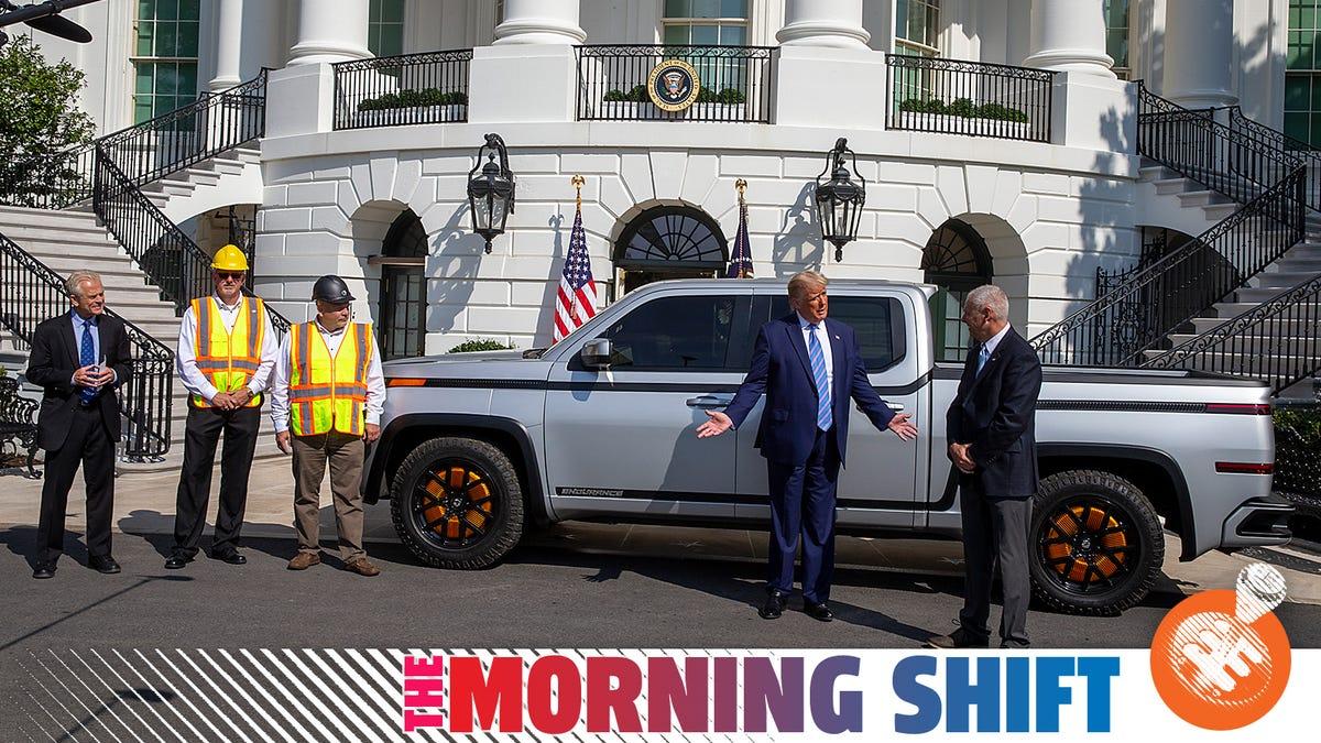 Trump's Favorite Car Startup Needs More Money