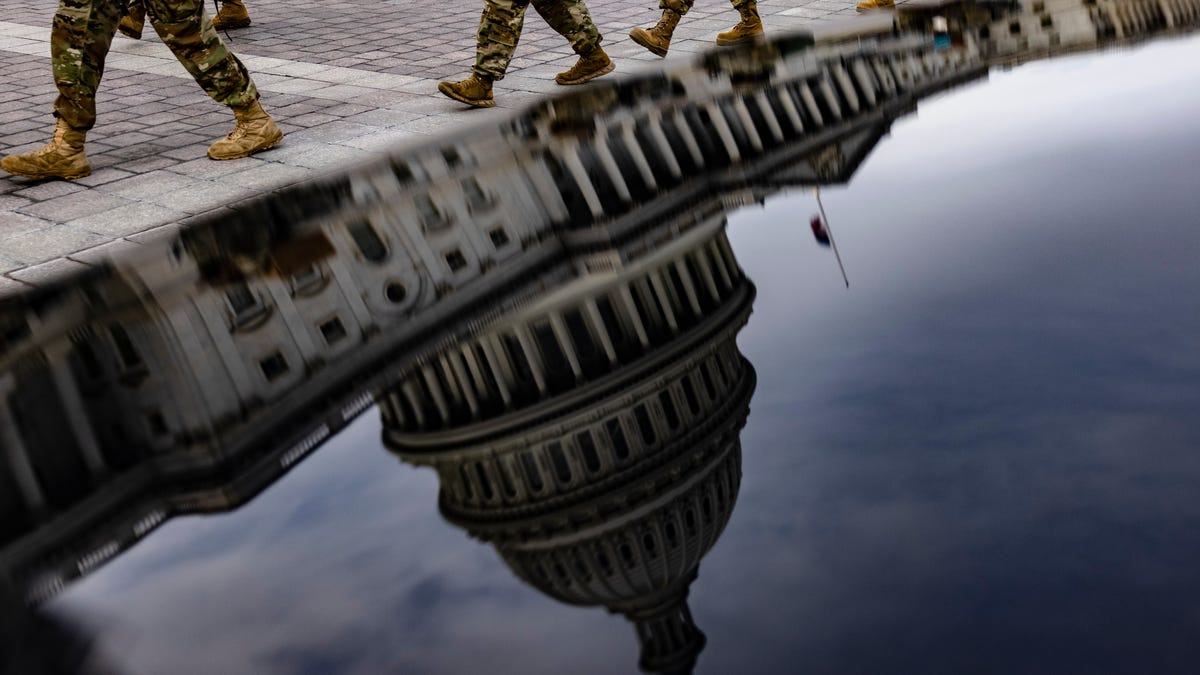 Capitol Cops Blame Pentagon for the Insurrection, In What Will Surely Be a Yearslong Beef
