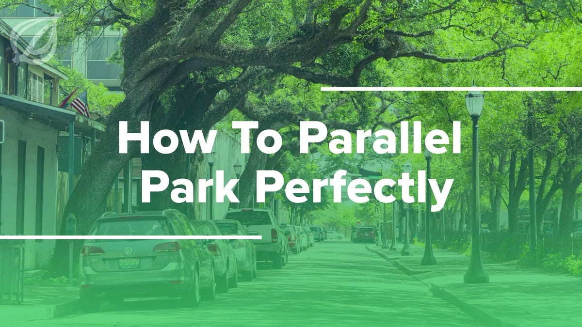How To Parallel Park Perfectly