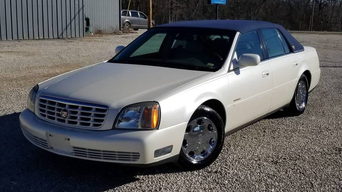 at 3 995 does this 2002 cadillac deville dhs deliver 2002 cadillac deville dhs deliver
