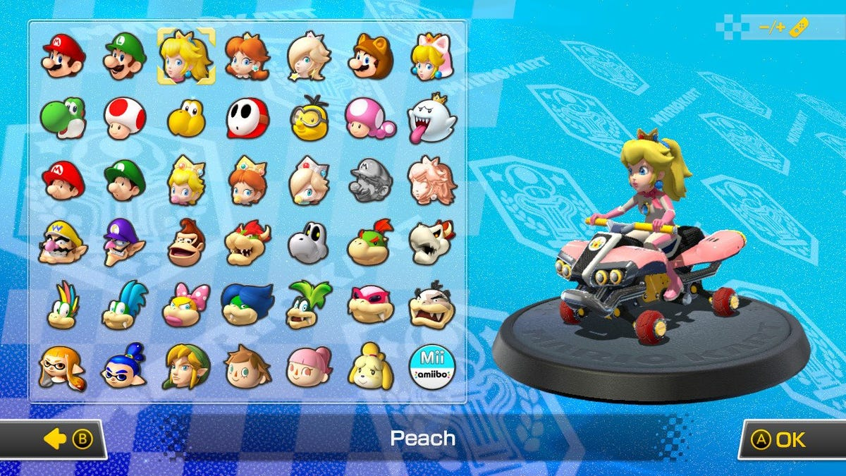 My Search For The Best Kart In Mario Kart 8 Deluxe