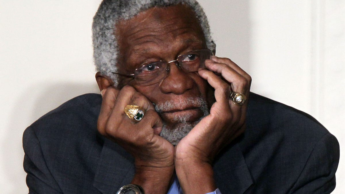 Bill Russell Tweets From the Afterlife to Remind Everyone That Yes, He Is Still Very Much Alive