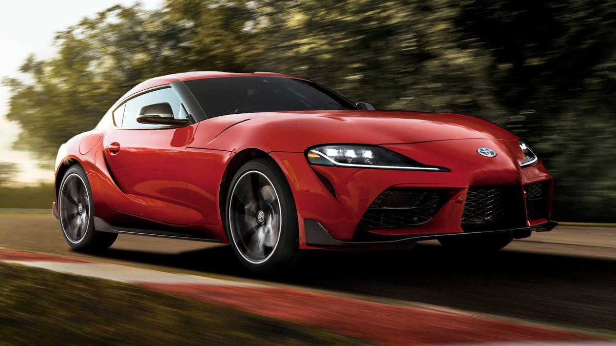 2020 Toyota Supra 30 Premium Launch Edition 0 60