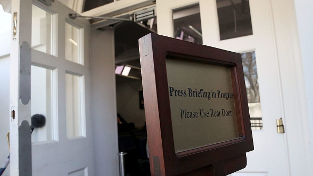No Journalists of Color Made the Cut When the White House Blocked Outlets From Press Briefing