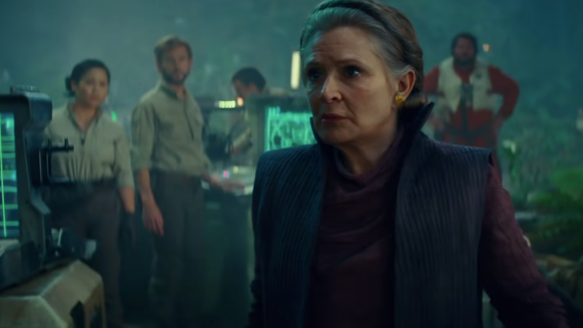 One of The Rise of Skywalker's Most Important Leia Scenes Hides a Beautiful Easter Egg