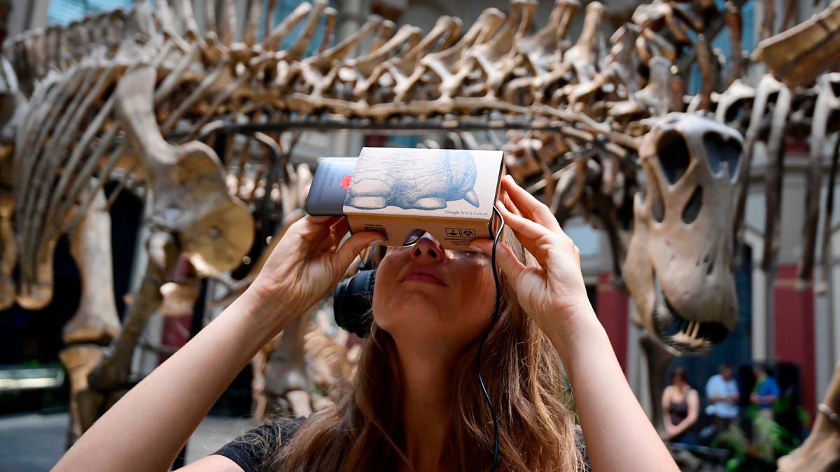 Google Shuts Down Expeditions App, Brings VR Tours to Arts & Culture