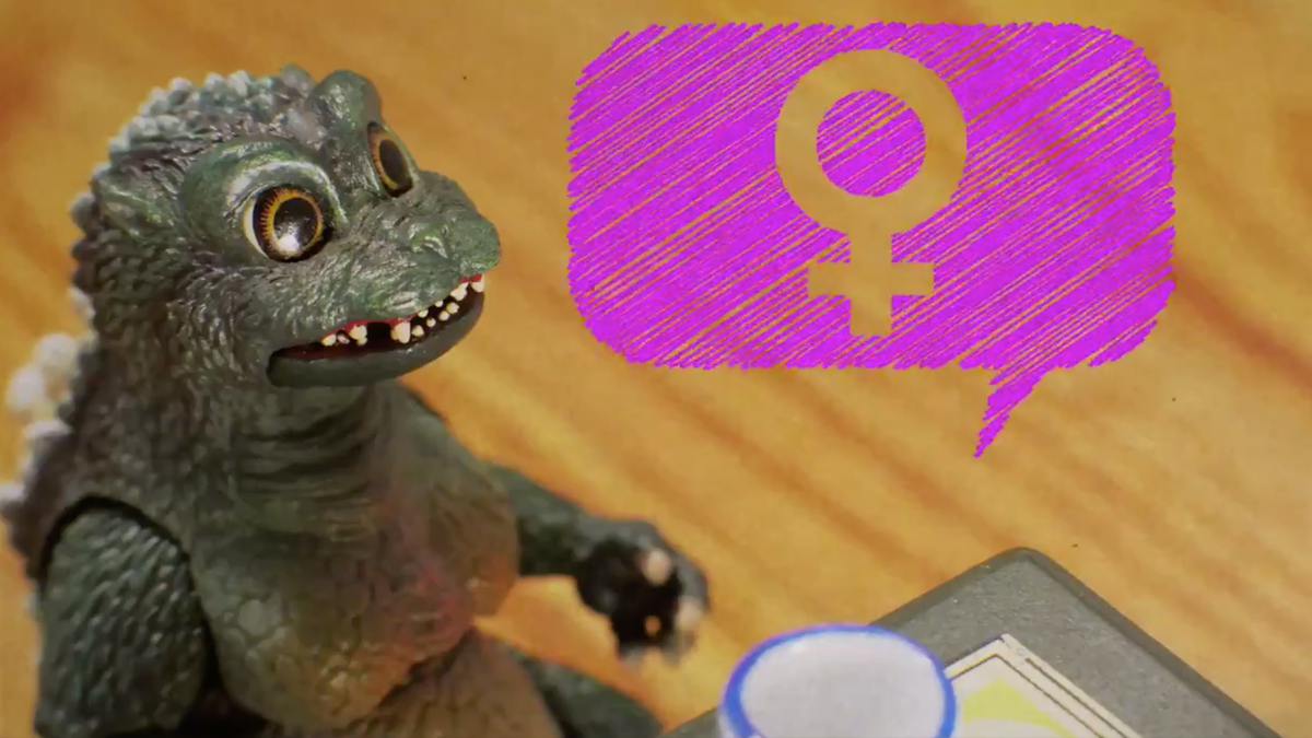I'm Inspired By Godzilla's Daughter Coming Out As Trans