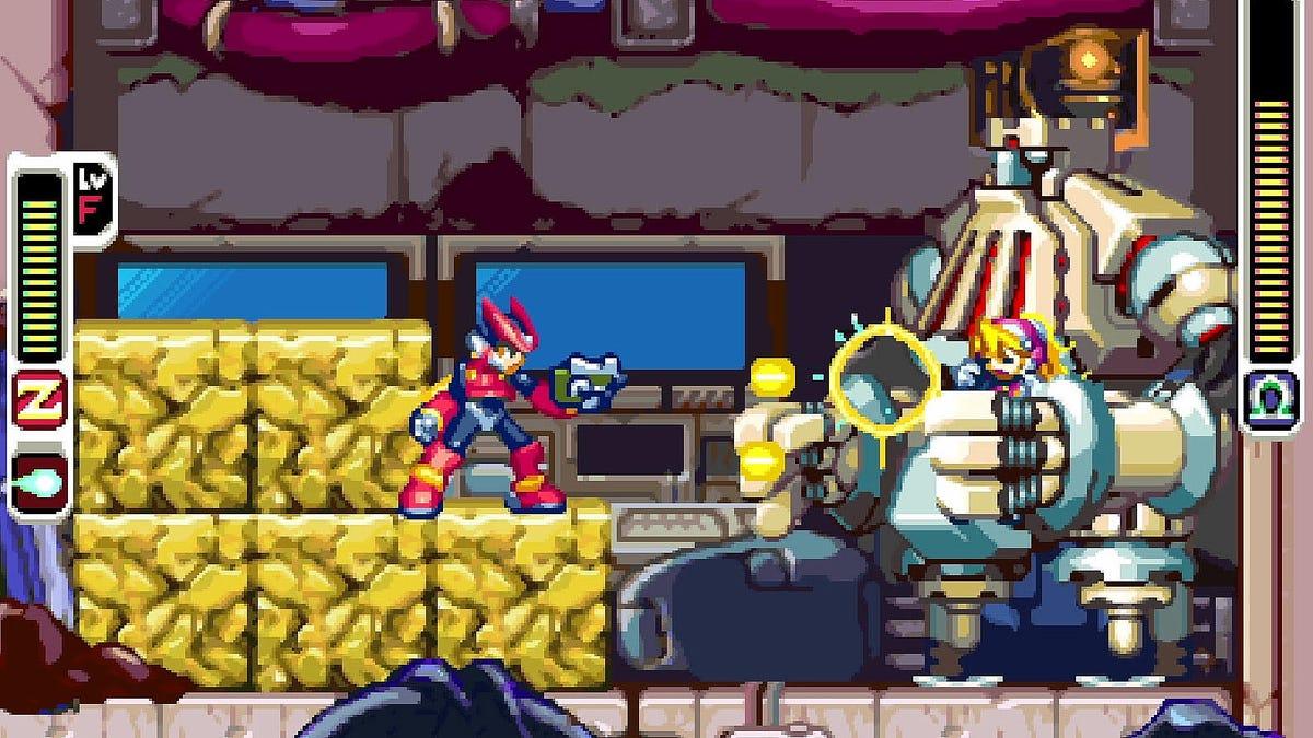 New Checkpoints Make The Mega Man Zero Legacy Collection Worth It - Kotaku