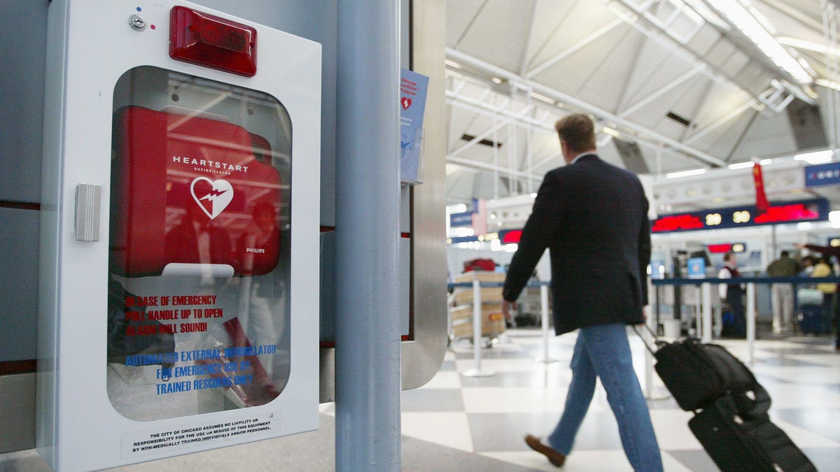 To Save Lives, Learn What an AED Is and How to Use One