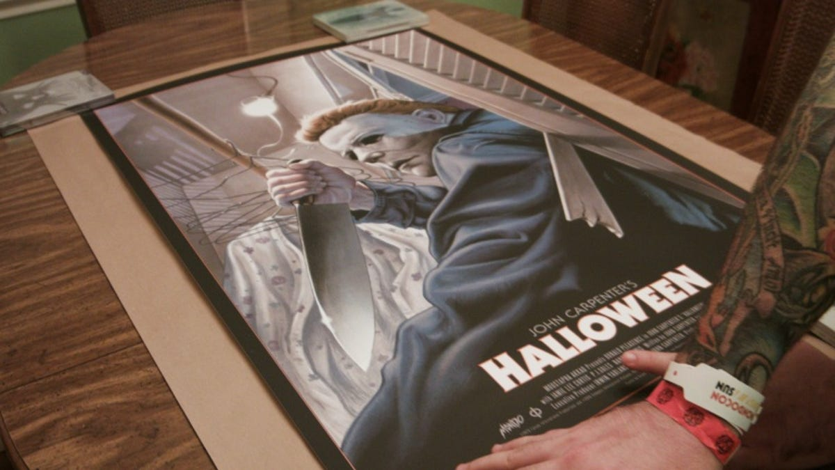 The Birth, Death, and Resurrection of True Movie Poster Art
