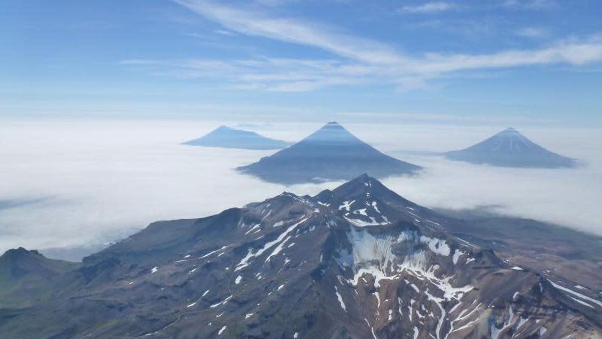 Alaska May Be Hiding a Huge Volcanic System