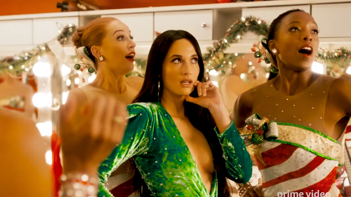 An Energetic Journey Through Kacey Musgraves's Magical Amazon Christmas Special