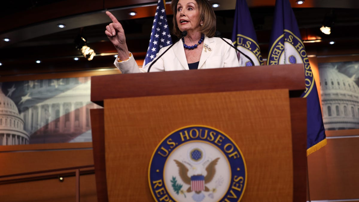 House Speaker Nancy Pelosi to Send Articles of Impeachment to the Senate