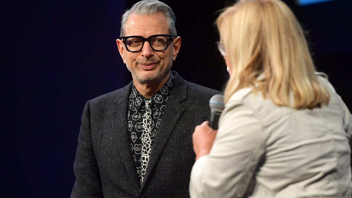 Jeff Goldblum Defends Woody Allen, Insisting on Killing all My Independence Day-Related Fantasies