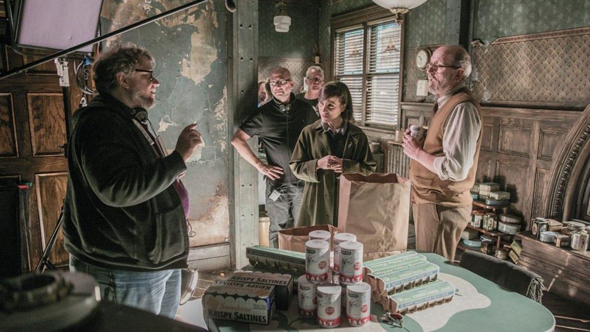 Guillermo del Toro Will Co-Write and Direct a Carnival Film Noir