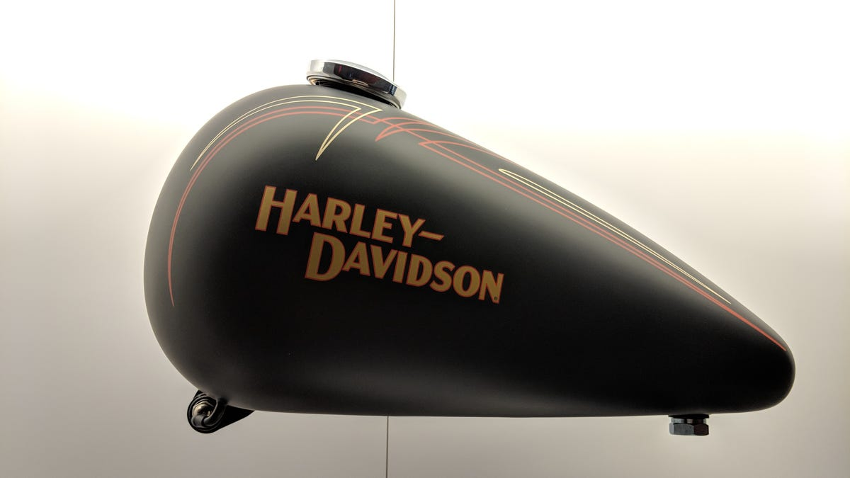 Here Is Nearly Every Harley Davidson Gas Tank Logo