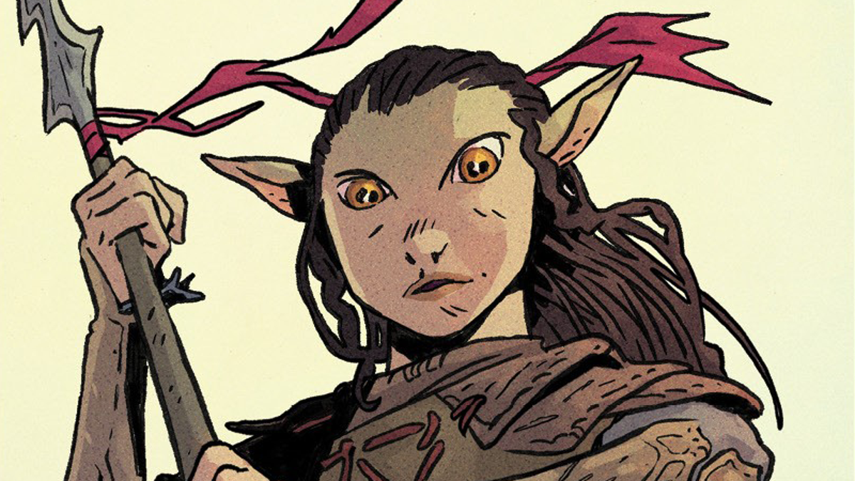 The Gelflings Go to War in Your First Look Inside the Dark Crystal: Age of Resistance Prequel Comic