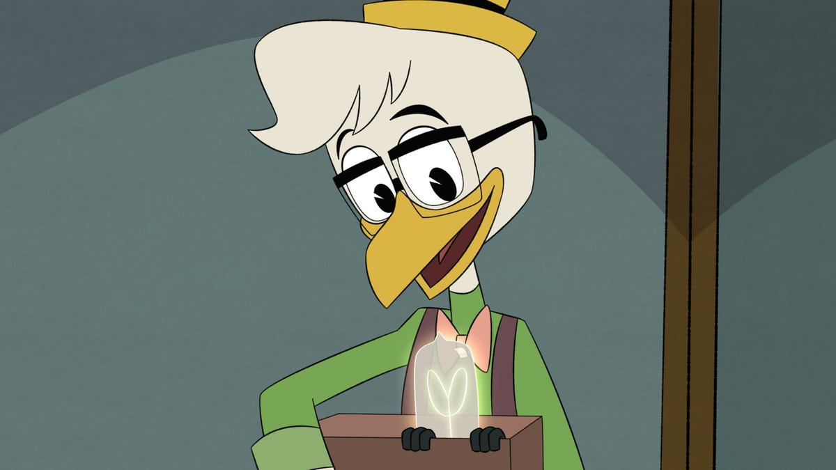 DuckTales teases its past and backstories, in both narrative and self-aware fashion