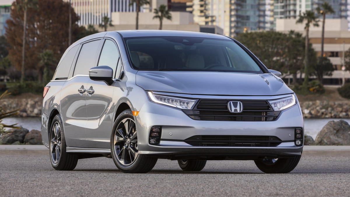 The 2021 Honda Odyssey Looks Downright Immediate. thumbnail