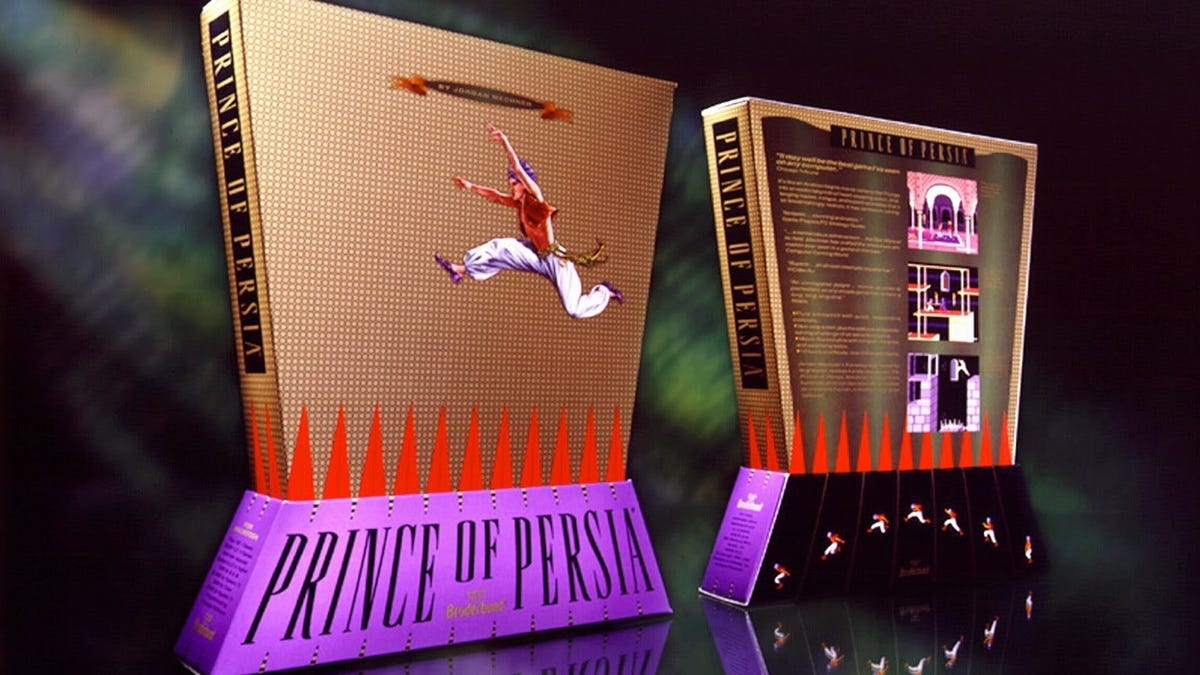 When PC Game Packaging Was a Work of Art