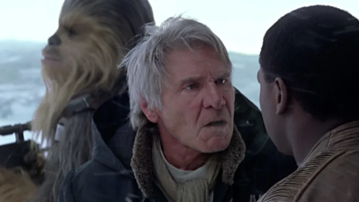 """Harrison Ford on His Star Wars Return: """"I Have No Idea What a Force Ghost Is, and I Don't Care"""""""