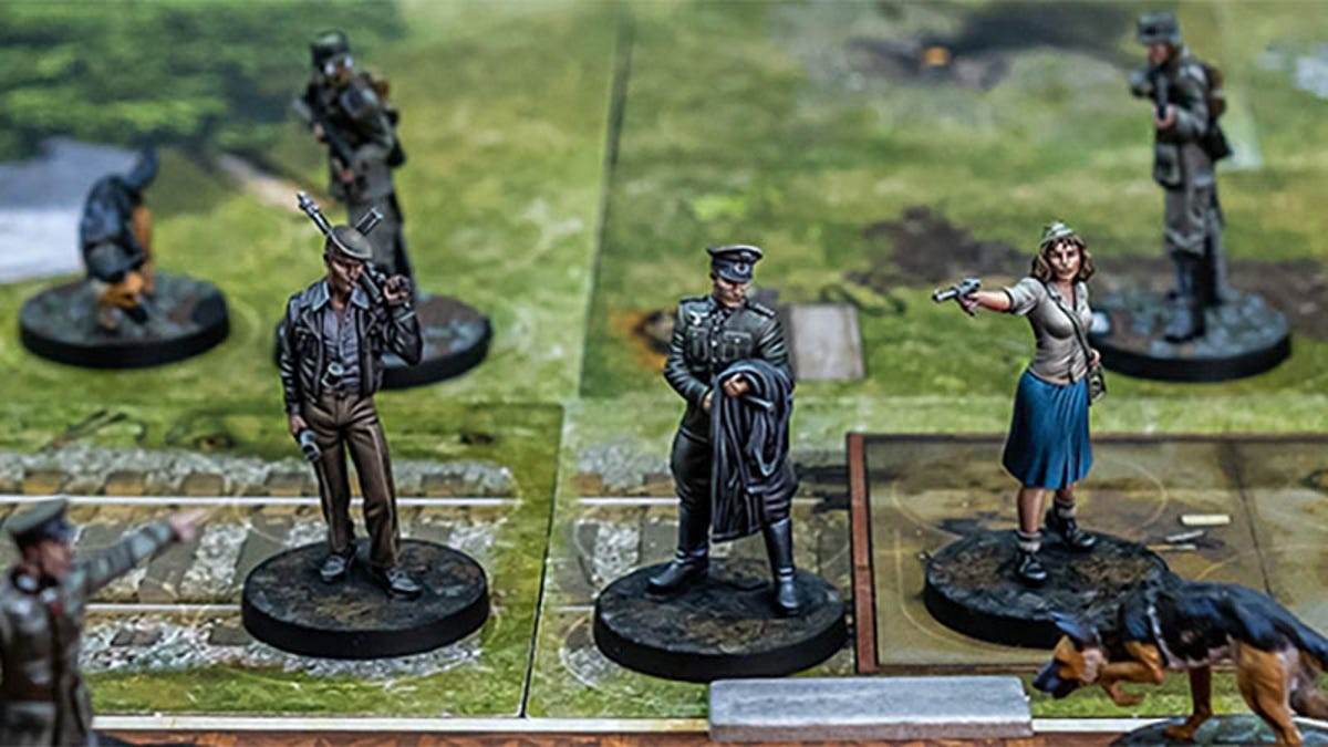 V-Commandos, One Of My Favorite Board Games, Is Getting A Fancy Upgrade