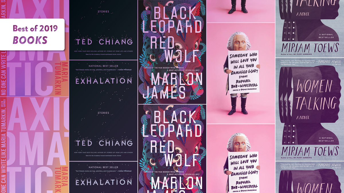 The A.V. Club's 15 favorite books of 2019