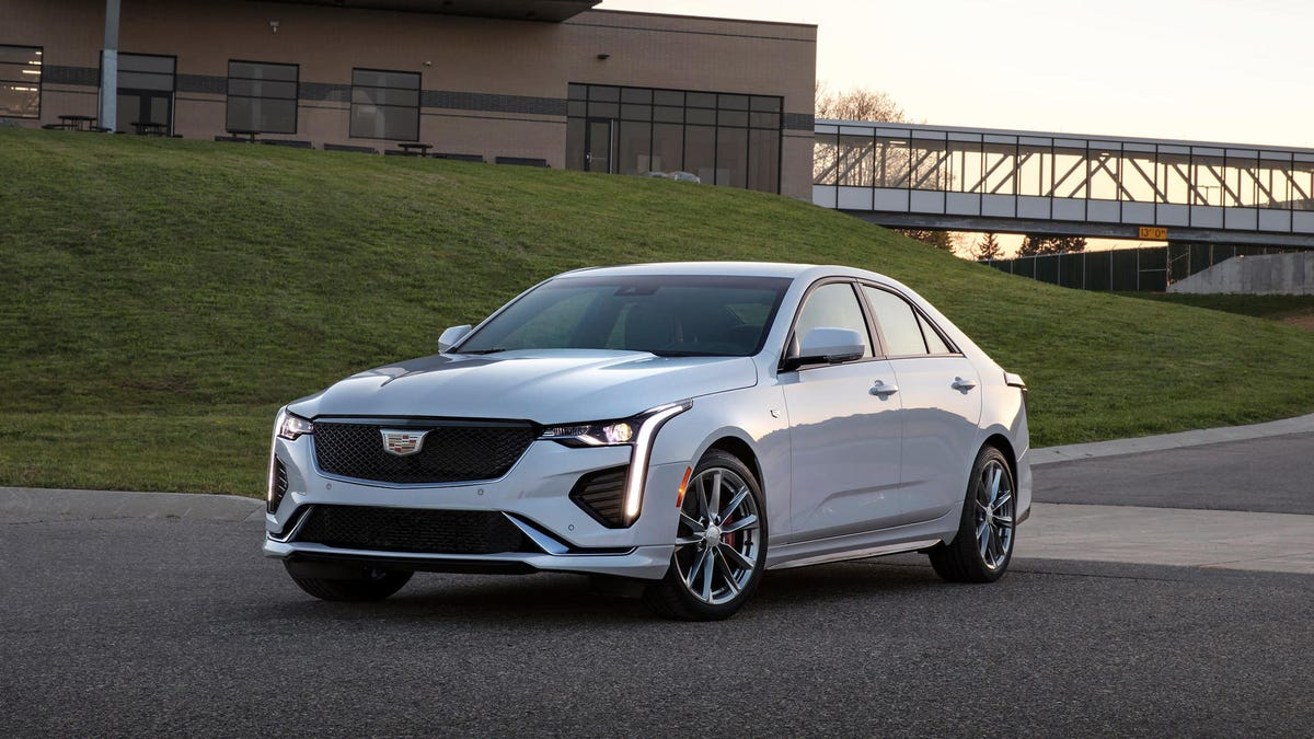Cadillac Sure That Losing Plan Will Work This Time