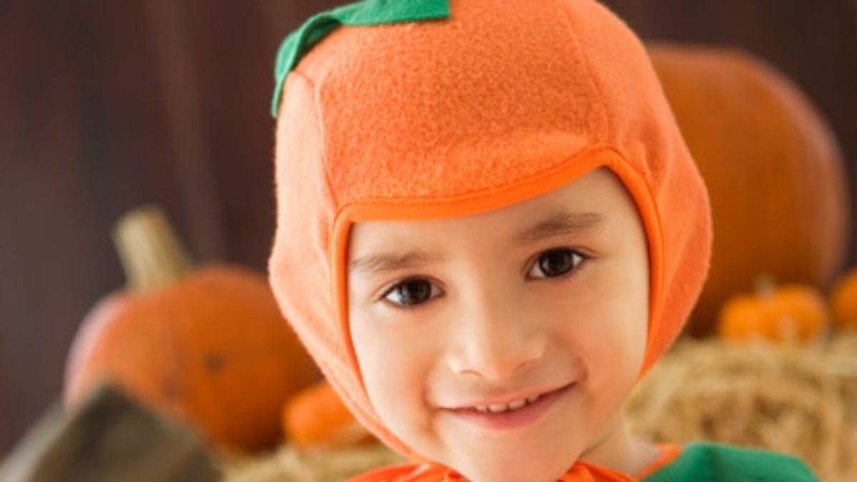 Biggest Mistake Of Life Dressed Up As Pumpkin