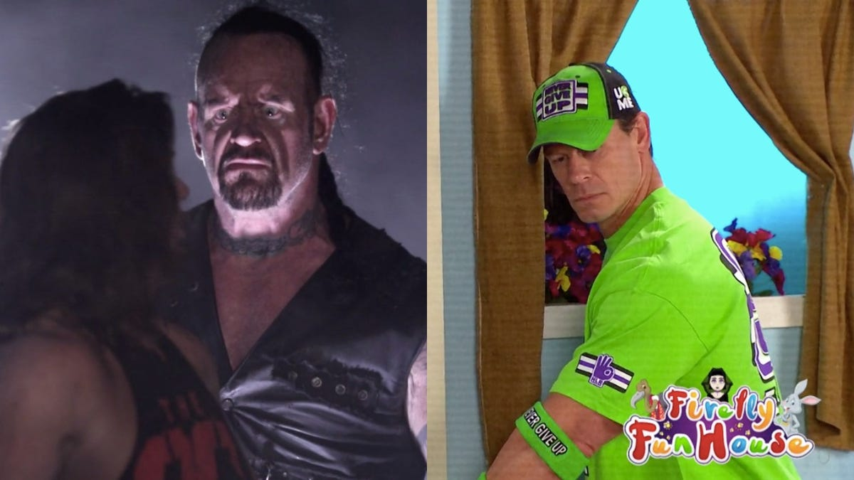 The weirdest Wrestlemania of all time at least figured out how to use its legends