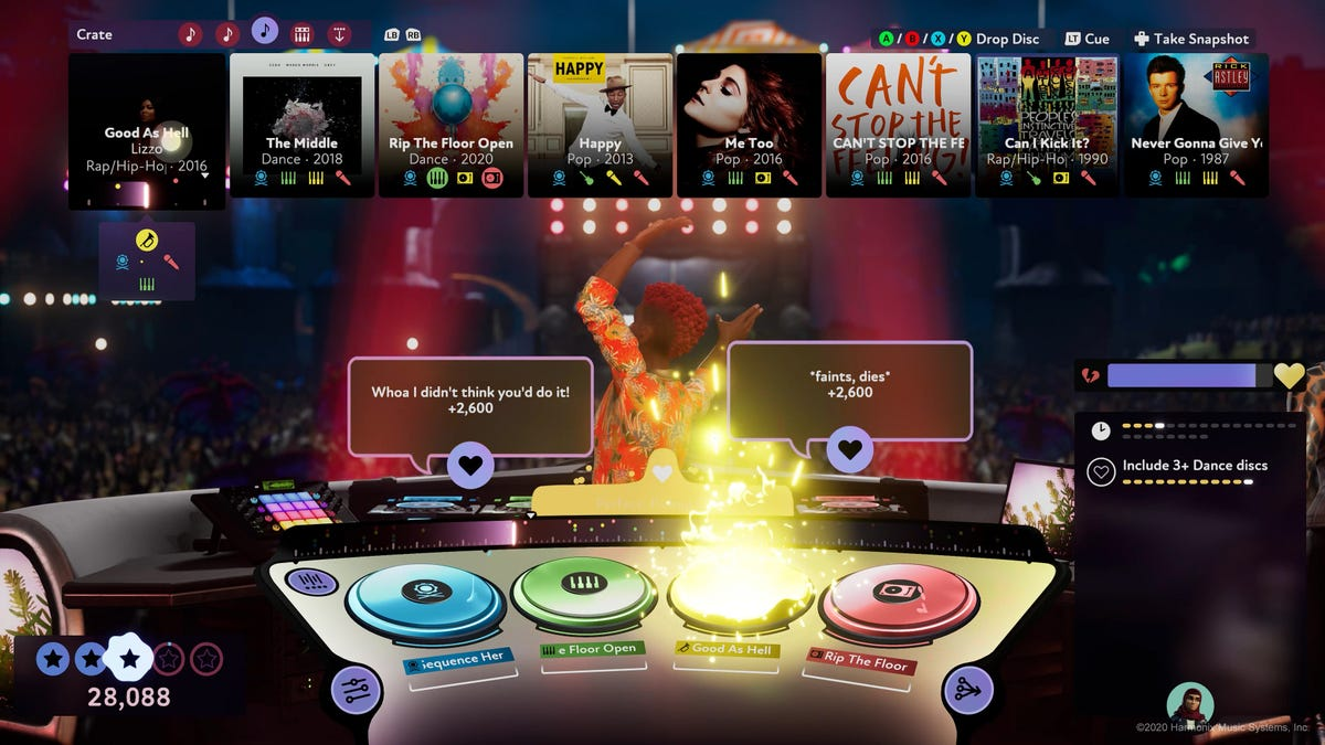 Harmonix's new DJ game FUSER is the real winner of the console wars
