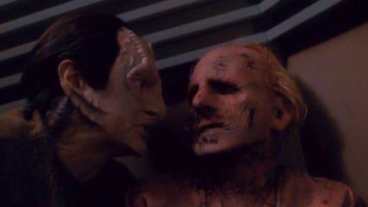 """Star Trek: Deep Space Nine: """"The Die is Cast""""/""""Explorers"""""""