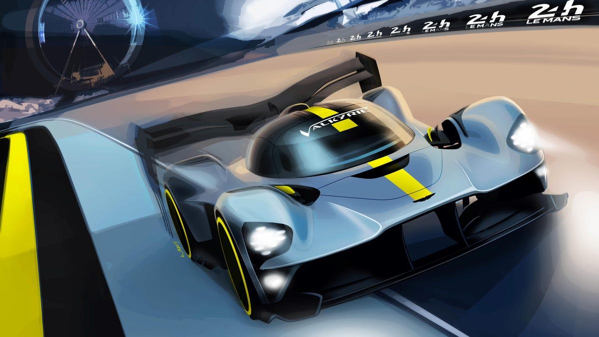 Aston Martin Reportedly Kills Off Valkyrie Racecar