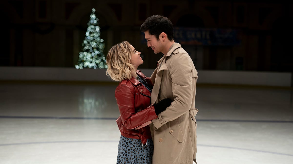 A coal-lump twist can't dampen the fleabaggy charms of Last Christmas
