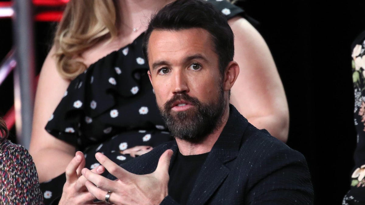 Rob McElhenney Says Growing Up With Two Moms Was 'a Pretty Great Gift'