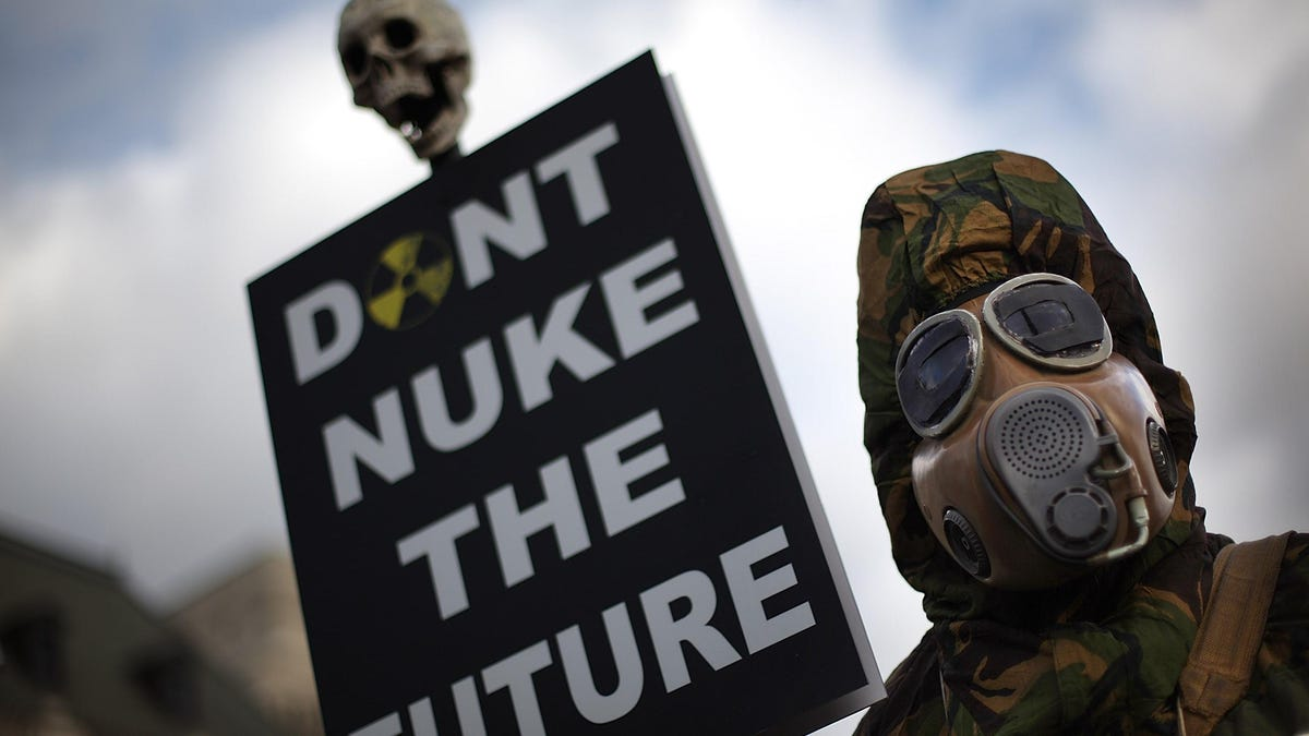 U.S. Soldiers Accidentally Leaked Nuclear Weapons Secrets Online: Report thumbnail