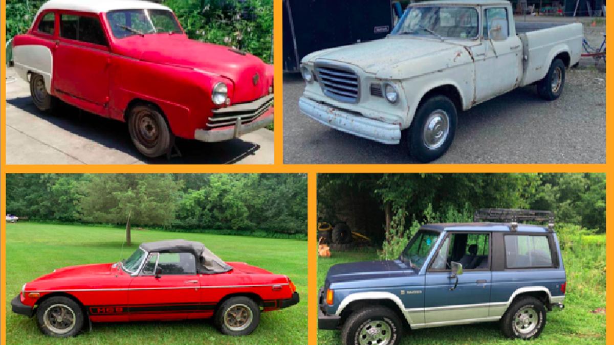 Detroit's Facebook Marketplace ist im Moment voll mit erstaunlich günstigen Projektautos