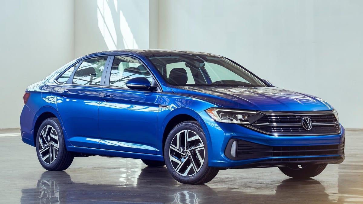Der Volkswagen Jetta 2022 ist noch da